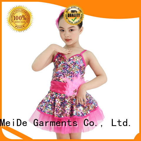 comfortable kids ballet outfit dance factory price competition