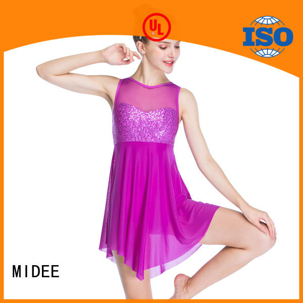 MIDEE adjustable ballet costumes odm Stage