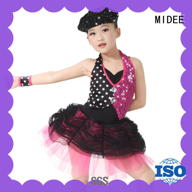 MIDEE dance toddler ballet outfit factory price performance