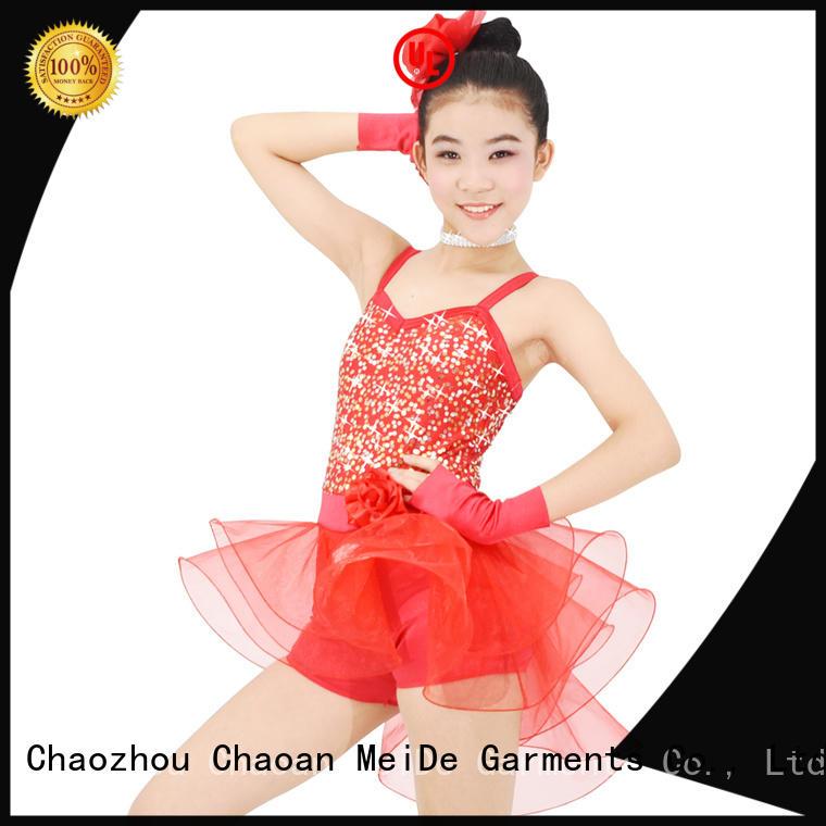adjustable ballet dresses for girl wear bulk production competition