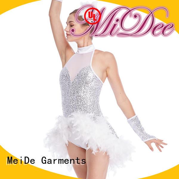 MIDEE dress jazz dance dress manufacturer competition