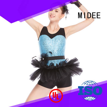 MIDEE leotard ballet dancewear odm performance