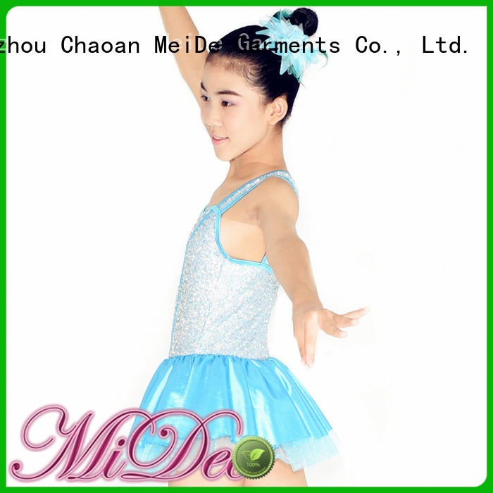 MIDEE anti-wear ballet skirt factory price dance school