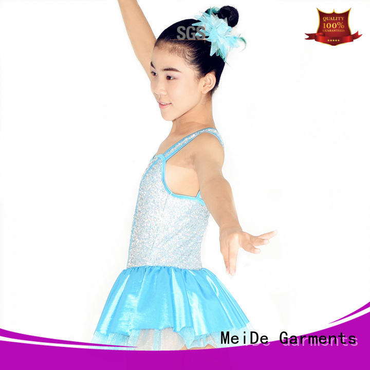 MIDEE costume kids ballet clothes factory price competition