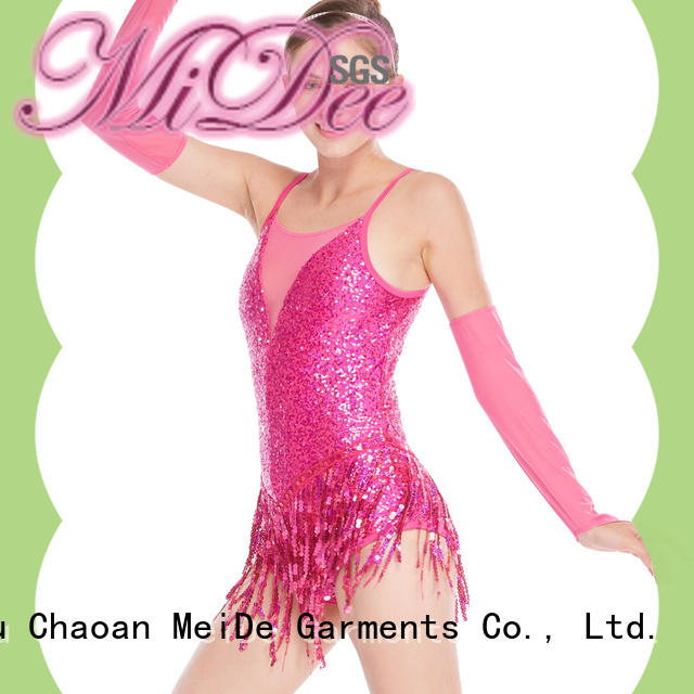 MIDEE professional dress jazz dance dress for wholesale competition