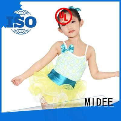 MIDEE tires ballet clothes for adults odm dance school