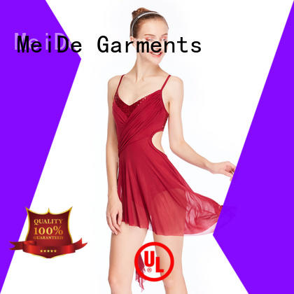 MIDEE cut adult dance clothes custom stage
