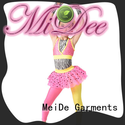 MIDEE shoulder ballet dresses for adults odm competition