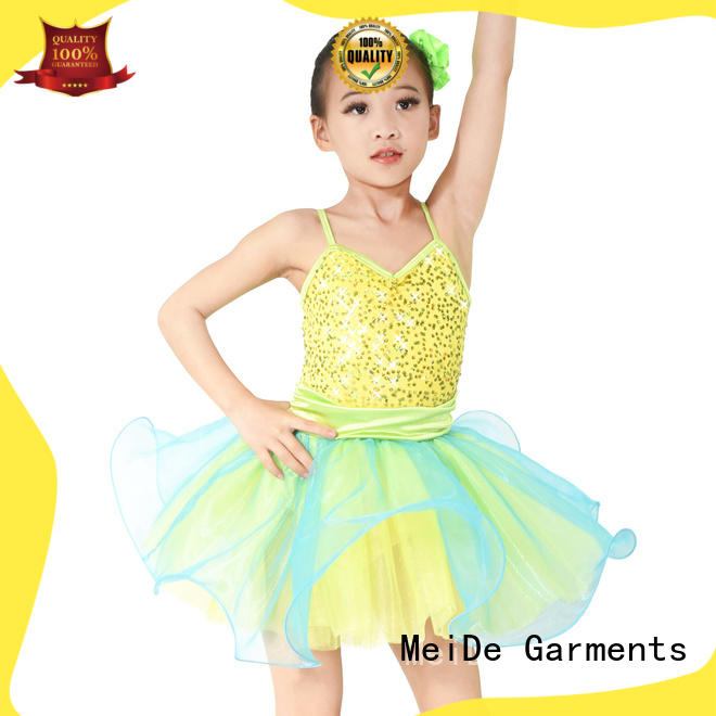 MIDEE waistband ballet dancewear factory price show