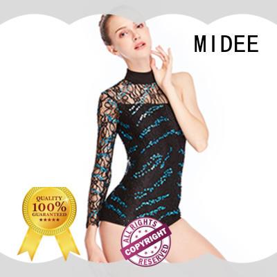 MIDEE odm jazz dance costumes manufacturer dancer