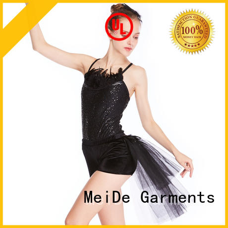 MIDEE adjustable kids ballet dress bulk production competition