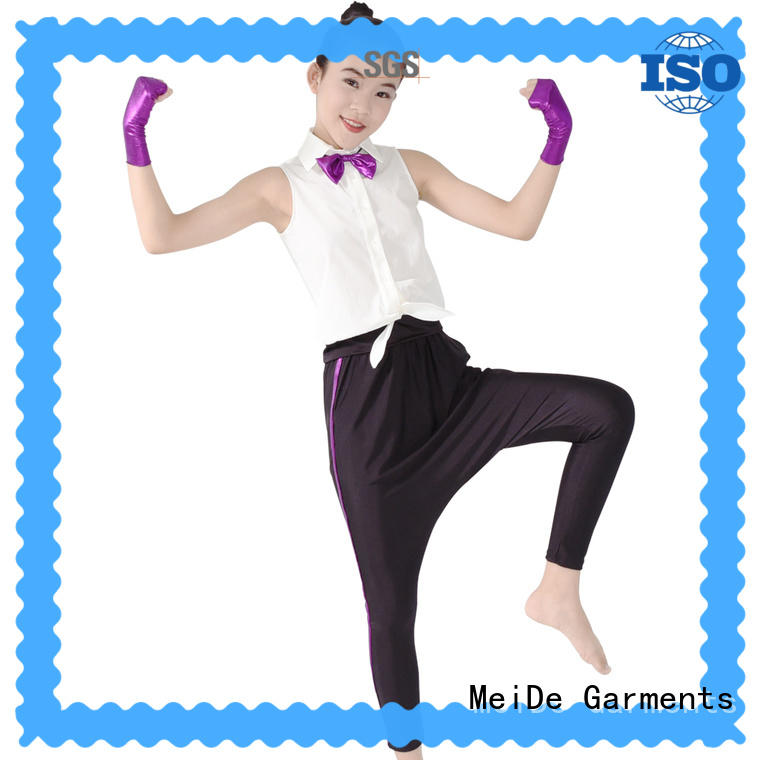 MIDEE dance jazz solo costumes manufacturer performance