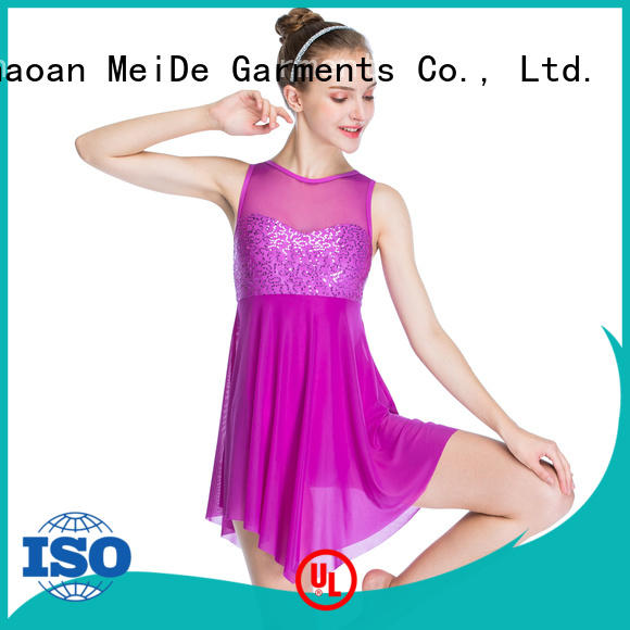 MIDEE comfortable dance costumes ballet bulk production Stage