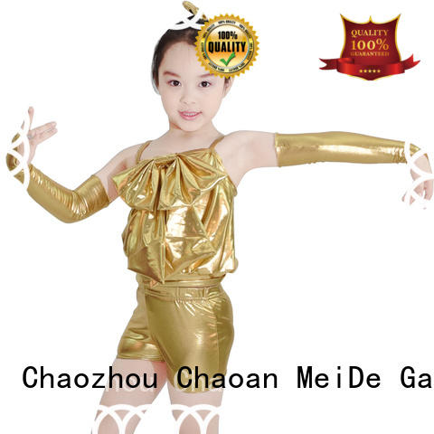 MIDEE performance girls jazz costumes manufacturer dancer