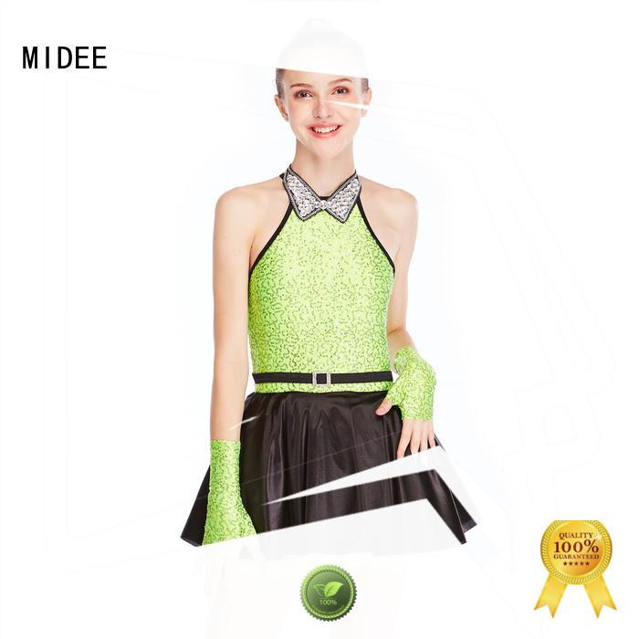 MIDEE skirt tap dance costumes customization show
