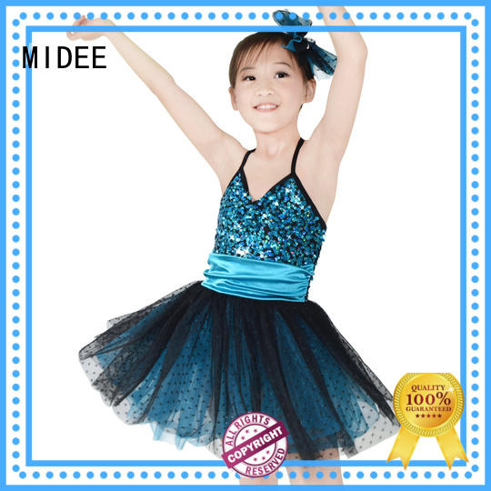 adjustable ballet dress toddler wear factory price competition