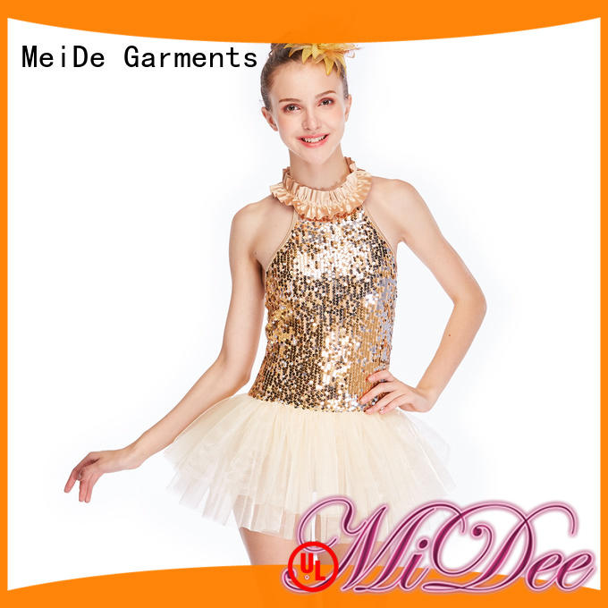 MIDEE long ballet dancewear odm dance school