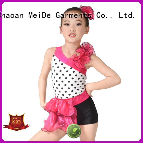 MIDEE jazz outfits ladies manufacturer dancer