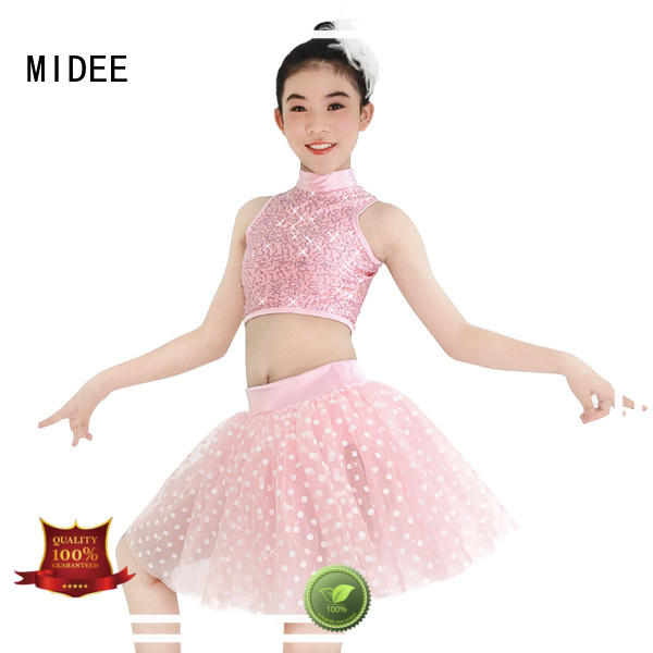 MIDEE lace ballet dance costumes odm performance