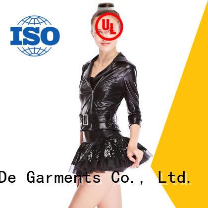 MIDEE professional dress jazz clothing manufacturer performance