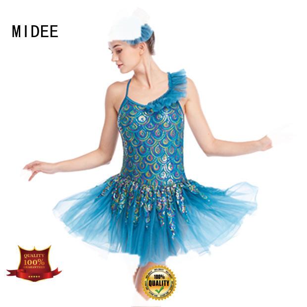 MIDEE anti-wear ballet dancewear odm dancer