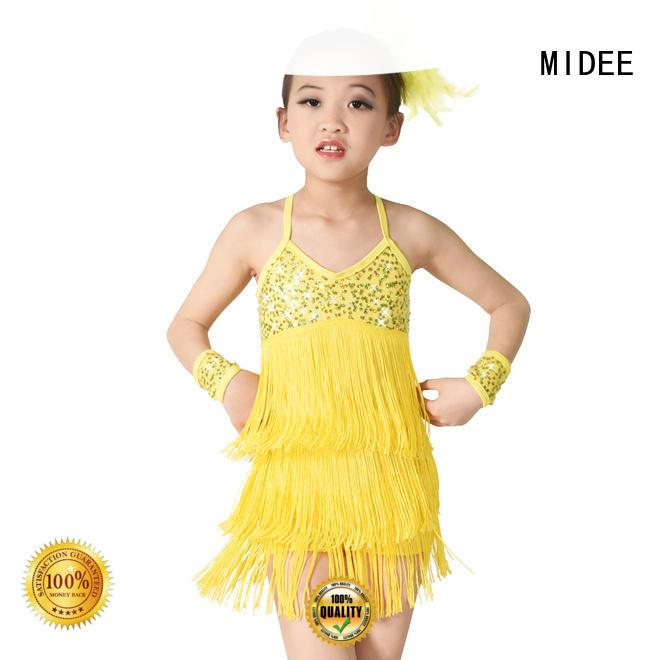 MIDEE lace ballet skirt bulk production performance