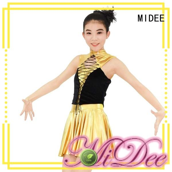 MIDEE odm jazz clothing manufacturer show