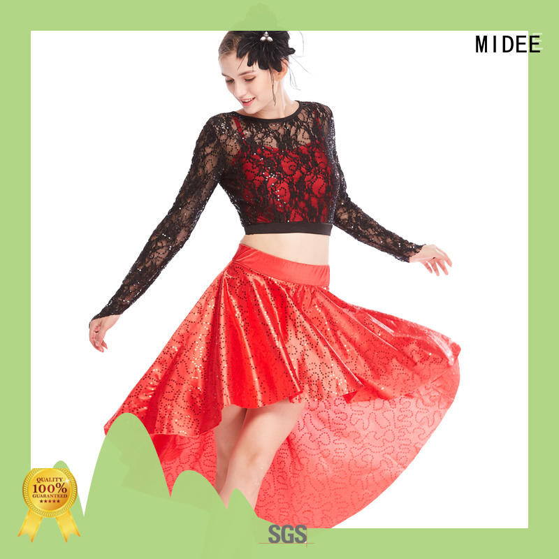 MIDEE tap jazz clothing for wholesale dancer