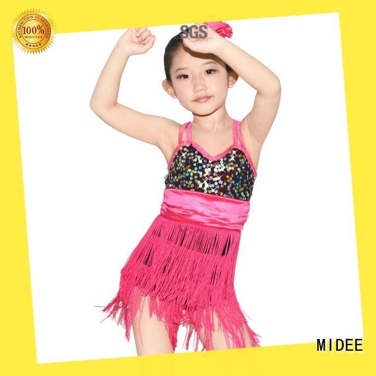 professional dress girls jazz costumes dress manufacturer performance