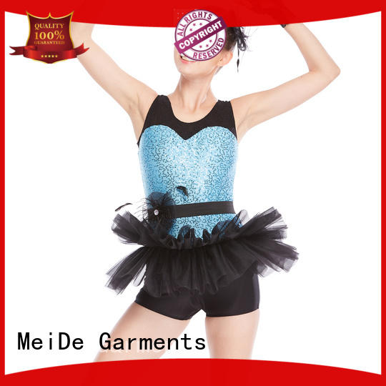 swan girls ballet outfit bulk production dance school MIDEE