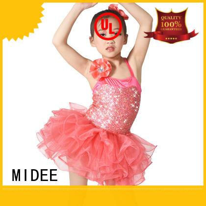 MIDEE long toddler ballet outfit bulk production dancer