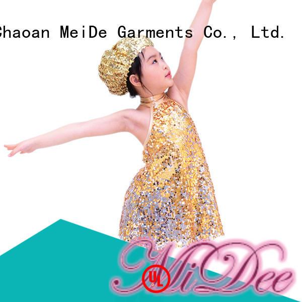 MIDEE tap tap dance costumes customization show