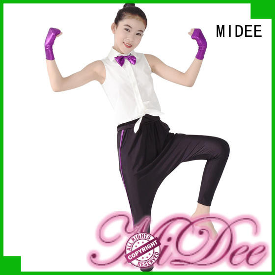 MIDEE professional dress jazz costumes dance solo for wholesale performance