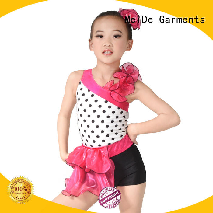 odm jazz dance outfits white manufacturer dance school