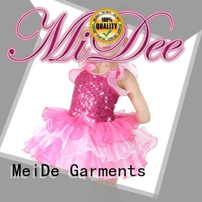 anti-wear ballet dress toddler performance bulk production performance