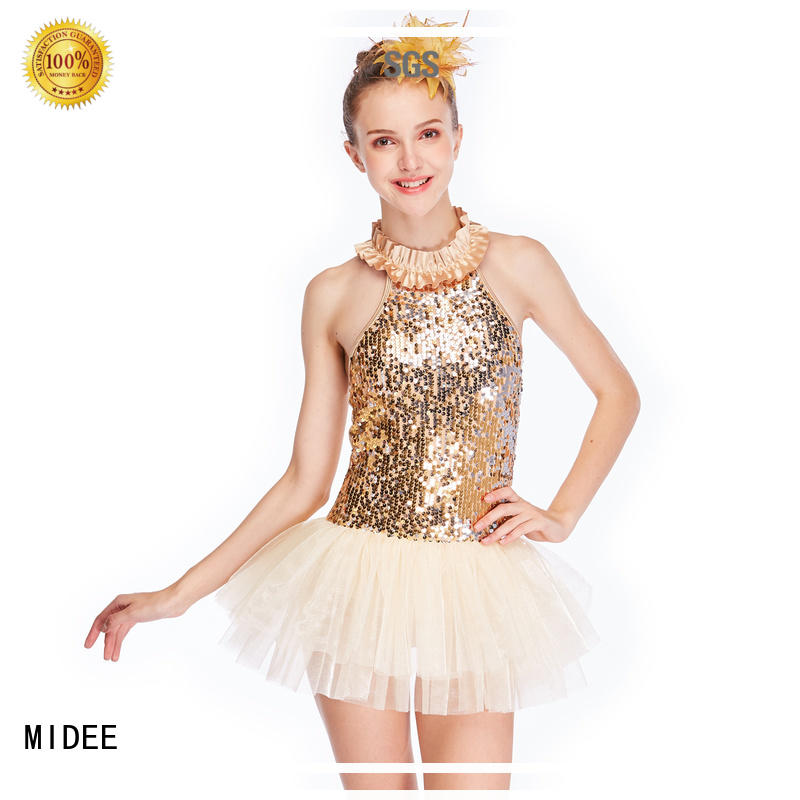 MIDEE adjustable ballet dresses for girl odm show
