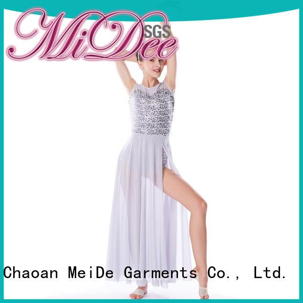 MIDEE top lyrical dancewear custom competition