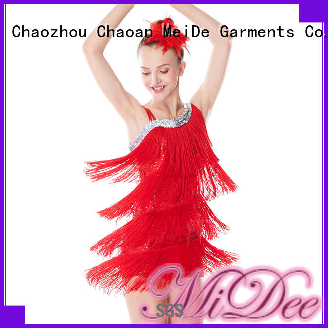 MIDEE tap girls jazz costumes manufacturer Stage