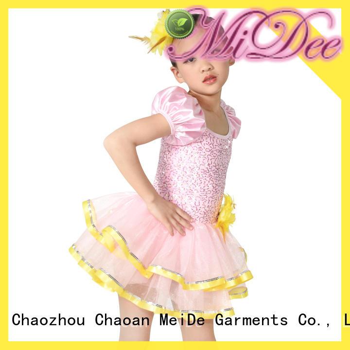 comfortable ballet dresses for girl joints odm show