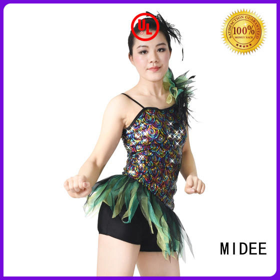 jazz outfits sequined manufacturer dance school