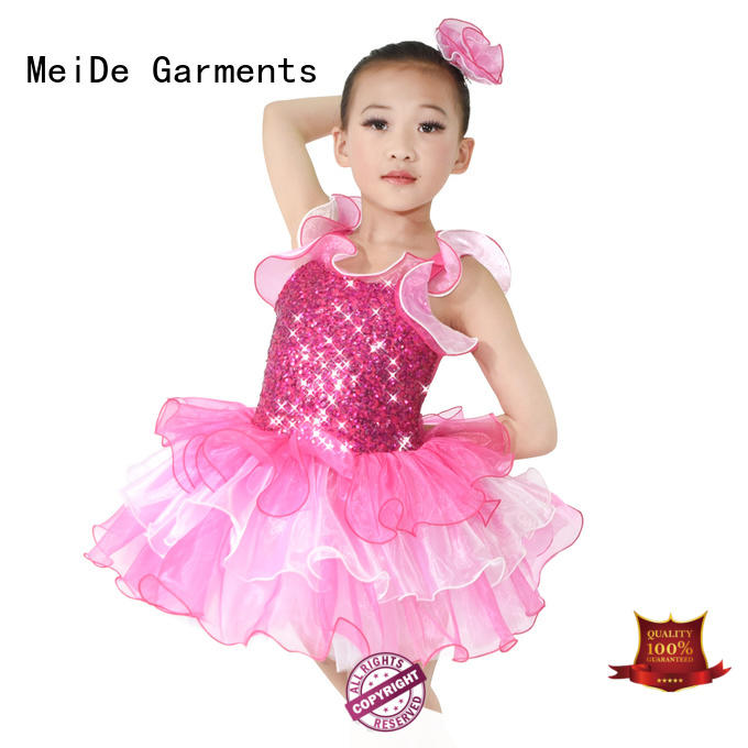 comfortable ballet clothes for adults long odm competition