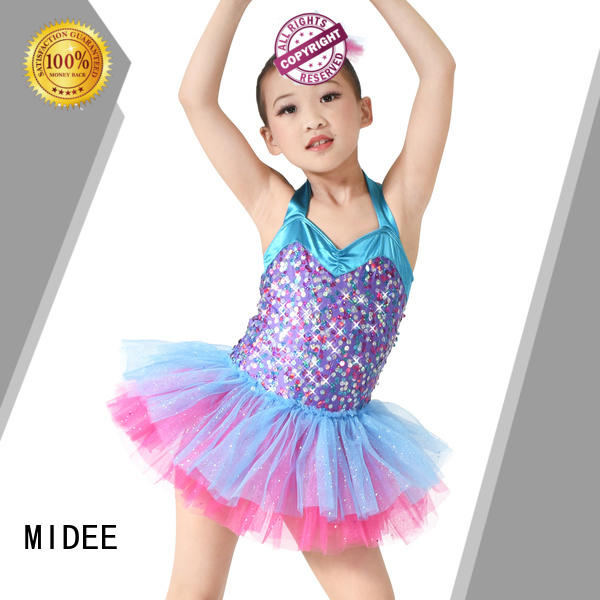 MIDEE highlow ballet dress factory price dance school