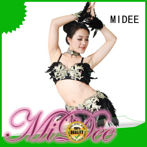 MIDEE bow jazz costumes for competition for wholesale Stage