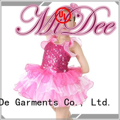 anti-wearballet tutu top bulk production dance school