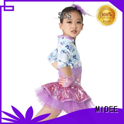 jazz costumes dance solo fringes for wholesale dance school