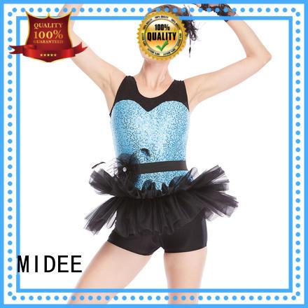 MIDEE dress girls ballet costume factory price performance