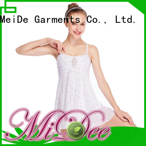 MIDEE customization dance costumes lyrical dance clothes performance