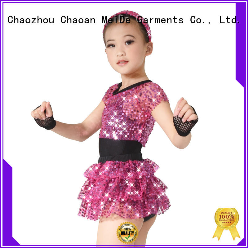 MIDEE anti-wear ballet leotards factory price competition