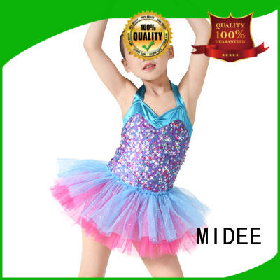 MIDEE comfortable girls ballet outfit odm Stage