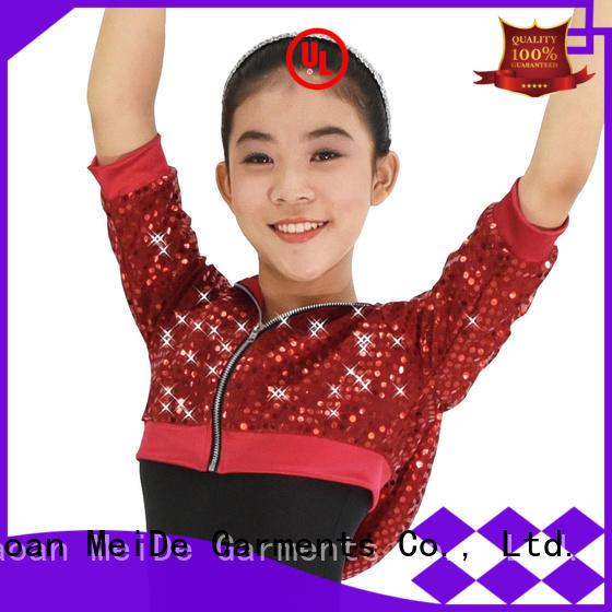 MIDEE anti-wear ballet costumes odm dance school